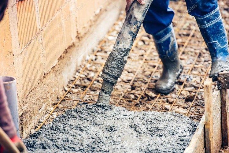 Бетон тесто кривая твердения бетона
