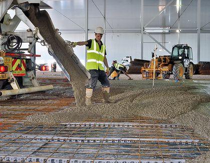 Высокопрочный бетон