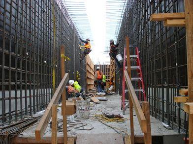Конструкционный бетон