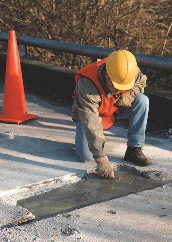 Безусадочный бетон