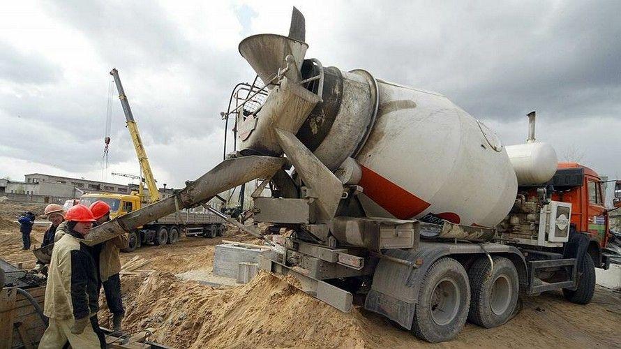 Время бетона бетон цена м3